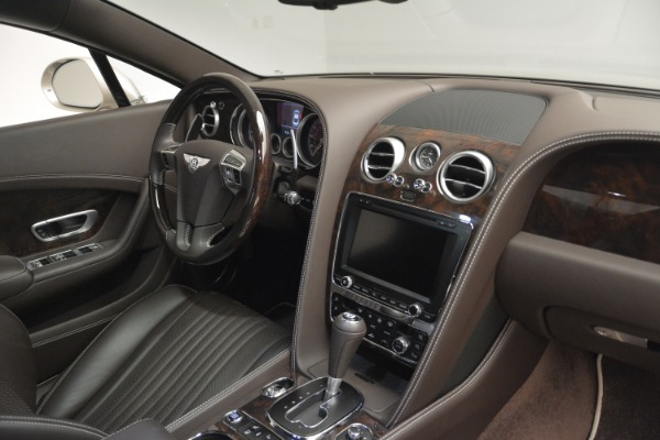 Used 2016 Bentley Continental GT W12 for sale $127,900 at Pagani of Greenwich in Greenwich CT 06830 26