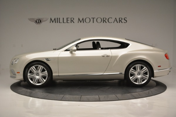 Used 2016 Bentley Continental GT W12 for sale $127,900 at Pagani of Greenwich in Greenwich CT 06830 3