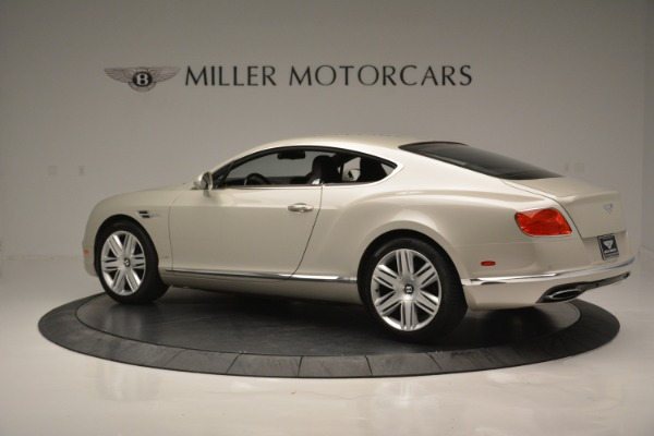 Used 2016 Bentley Continental GT W12 for sale $127,900 at Pagani of Greenwich in Greenwich CT 06830 4