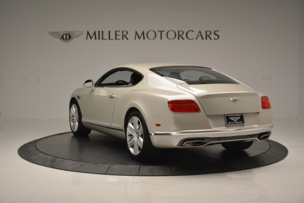 Used 2016 Bentley Continental GT W12 for sale $127,900 at Pagani of Greenwich in Greenwich CT 06830 5