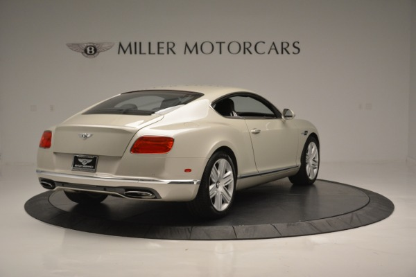 Used 2016 Bentley Continental GT W12 for sale $127,900 at Pagani of Greenwich in Greenwich CT 06830 7