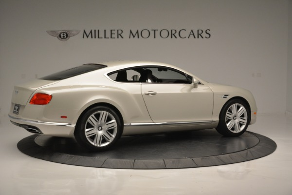Used 2016 Bentley Continental GT W12 for sale $127,900 at Pagani of Greenwich in Greenwich CT 06830 8