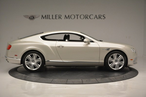 Used 2016 Bentley Continental GT W12 for sale $127,900 at Pagani of Greenwich in Greenwich CT 06830 9