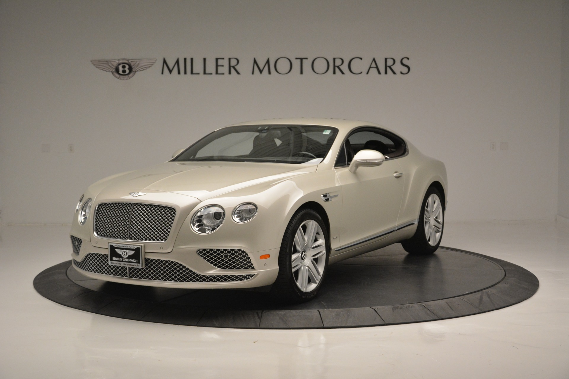 Used 2016 Bentley Continental GT W12 for sale $127,900 at Pagani of Greenwich in Greenwich CT 06830 1