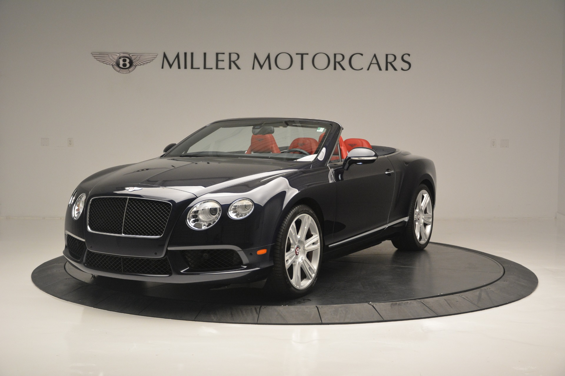 Used 2013 Bentley Continental GT V8 for sale Sold at Pagani of Greenwich in Greenwich CT 06830 1