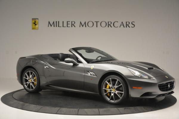 Used 2013 Ferrari California 30 for sale $109,900 at Pagani of Greenwich in Greenwich CT 06830 10