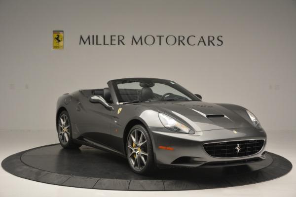 Used 2013 Ferrari California 30 for sale $109,900 at Pagani of Greenwich in Greenwich CT 06830 11