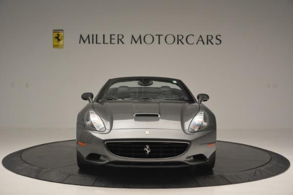 Used 2013 Ferrari California 30 for sale $109,900 at Pagani of Greenwich in Greenwich CT 06830 12
