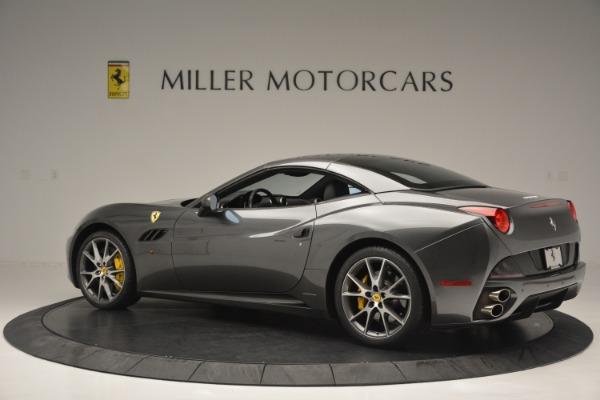 Used 2013 Ferrari California 30 for sale $109,900 at Pagani of Greenwich in Greenwich CT 06830 16