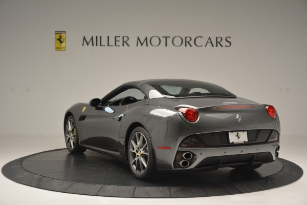 Used 2013 Ferrari California 30 for sale $109,900 at Pagani of Greenwich in Greenwich CT 06830 17