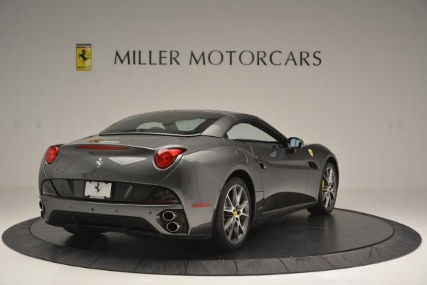 Used 2013 Ferrari California 30 for sale $109,900 at Pagani of Greenwich in Greenwich CT 06830 19
