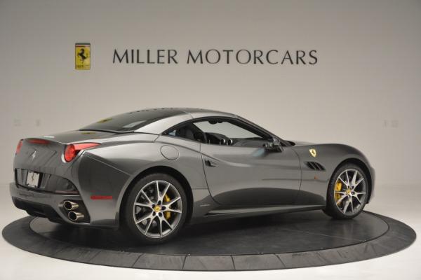 Used 2013 Ferrari California 30 for sale $109,900 at Pagani of Greenwich in Greenwich CT 06830 20