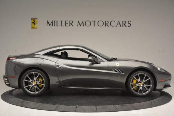 Used 2013 Ferrari California 30 for sale $109,900 at Pagani of Greenwich in Greenwich CT 06830 21
