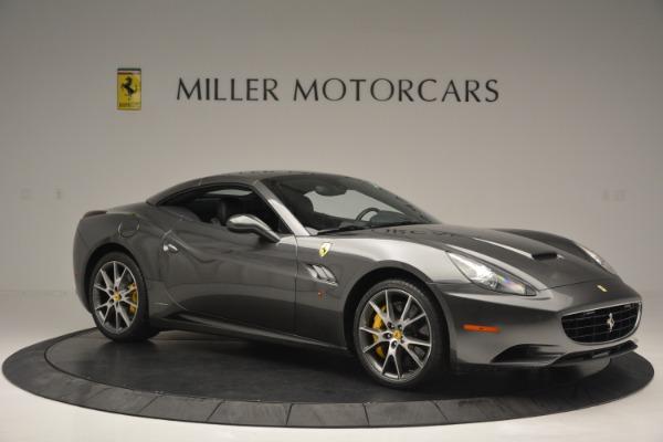 Used 2013 Ferrari California 30 for sale $109,900 at Pagani of Greenwich in Greenwich CT 06830 22