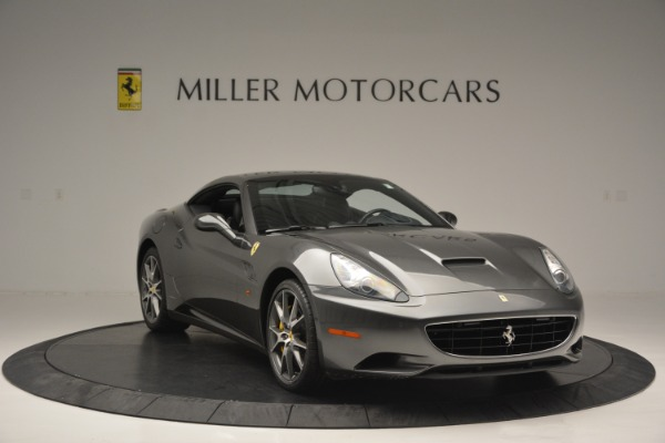 Used 2013 Ferrari California 30 for sale $109,900 at Pagani of Greenwich in Greenwich CT 06830 23