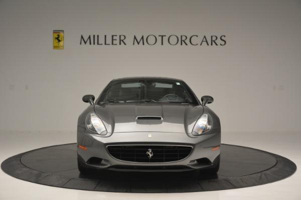 Used 2013 Ferrari California 30 for sale $109,900 at Pagani of Greenwich in Greenwich CT 06830 24