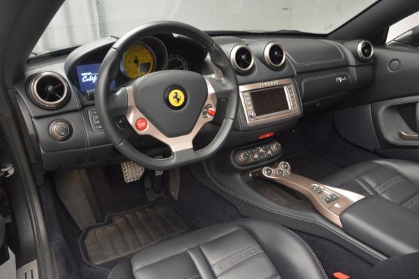 Used 2013 Ferrari California 30 for sale $109,900 at Pagani of Greenwich in Greenwich CT 06830 25