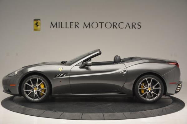 Used 2013 Ferrari California 30 for sale $109,900 at Pagani of Greenwich in Greenwich CT 06830 3
