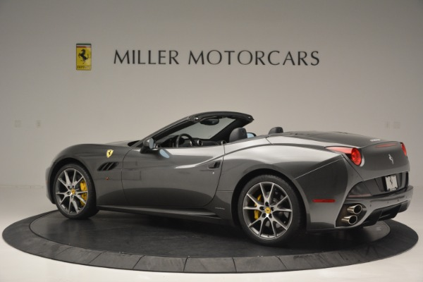 Used 2013 Ferrari California 30 for sale $109,900 at Pagani of Greenwich in Greenwich CT 06830 4