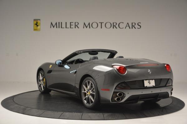 Used 2013 Ferrari California 30 for sale $109,900 at Pagani of Greenwich in Greenwich CT 06830 5
