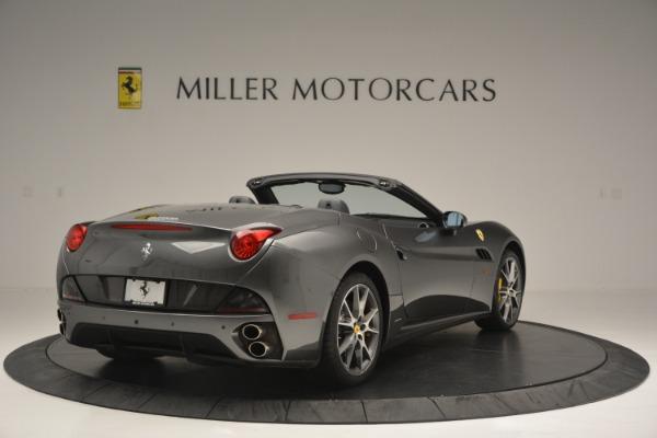 Used 2013 Ferrari California 30 for sale $109,900 at Pagani of Greenwich in Greenwich CT 06830 7