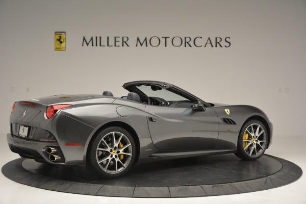 Used 2013 Ferrari California 30 for sale $109,900 at Pagani of Greenwich in Greenwich CT 06830 8