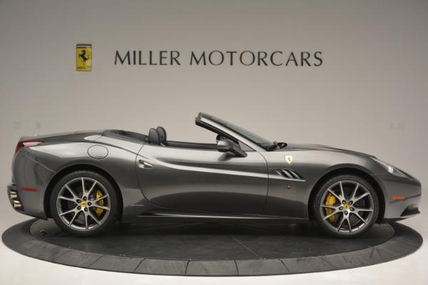 Used 2013 Ferrari California 30 for sale $109,900 at Pagani of Greenwich in Greenwich CT 06830 9