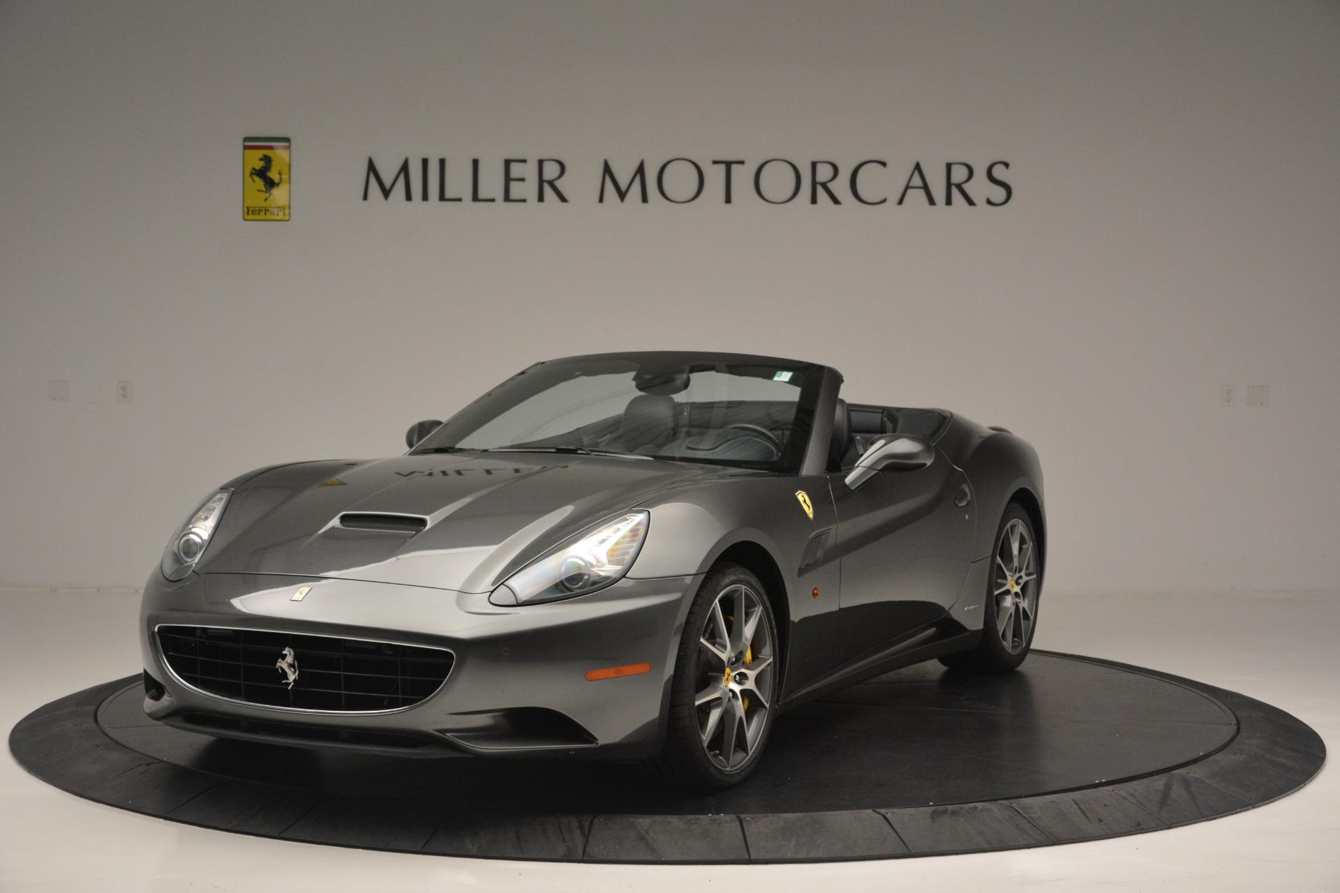 Used 2013 Ferrari California 30 for sale $109,900 at Pagani of Greenwich in Greenwich CT 06830 1