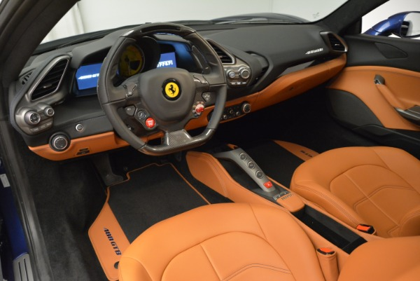 Used 2018 Ferrari 488 GTB for sale Sold at Pagani of Greenwich in Greenwich CT 06830 20