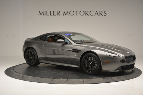 Used 2017 Aston Martin V12 Vantage S for sale Sold at Pagani of Greenwich in Greenwich CT 06830 10