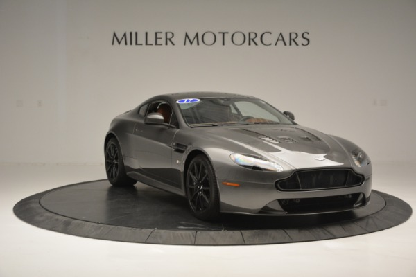 Used 2017 Aston Martin V12 Vantage S for sale Sold at Pagani of Greenwich in Greenwich CT 06830 11