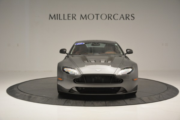 Used 2017 Aston Martin V12 Vantage S for sale Sold at Pagani of Greenwich in Greenwich CT 06830 12