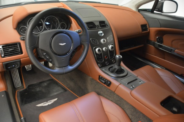 Used 2017 Aston Martin V12 Vantage S for sale Sold at Pagani of Greenwich in Greenwich CT 06830 16