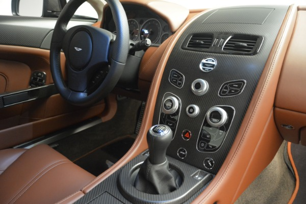Used 2017 Aston Martin V12 Vantage S for sale Sold at Pagani of Greenwich in Greenwich CT 06830 18