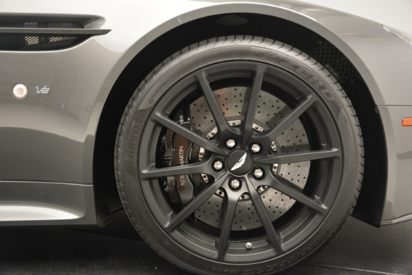 Used 2017 Aston Martin V12 Vantage S for sale Sold at Pagani of Greenwich in Greenwich CT 06830 23
