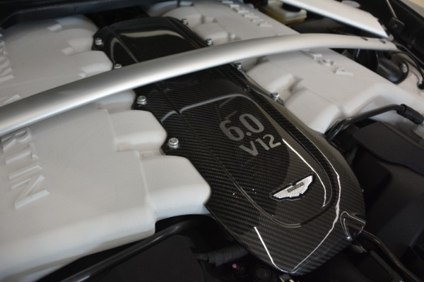 Used 2017 Aston Martin V12 Vantage S for sale Sold at Pagani of Greenwich in Greenwich CT 06830 25