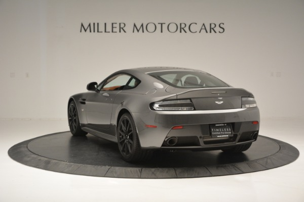 Used 2017 Aston Martin V12 Vantage S for sale Sold at Pagani of Greenwich in Greenwich CT 06830 5