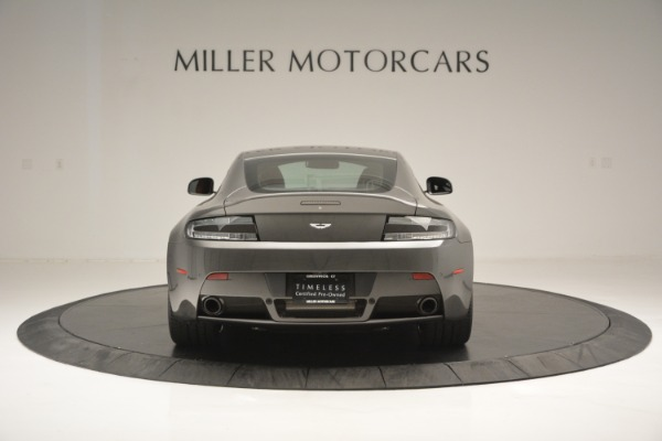 Used 2017 Aston Martin V12 Vantage S for sale Sold at Pagani of Greenwich in Greenwich CT 06830 6