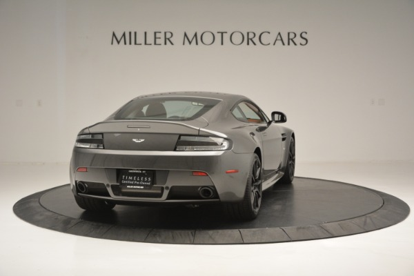 Used 2017 Aston Martin V12 Vantage S for sale Sold at Pagani of Greenwich in Greenwich CT 06830 7