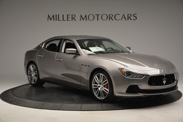 Used 2014 Maserati Ghibli S Q4 for sale Sold at Pagani of Greenwich in Greenwich CT 06830 11