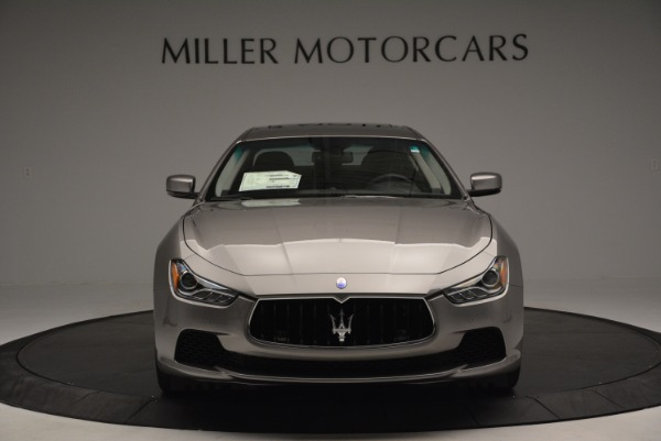 Used 2014 Maserati Ghibli S Q4 for sale Sold at Pagani of Greenwich in Greenwich CT 06830 12