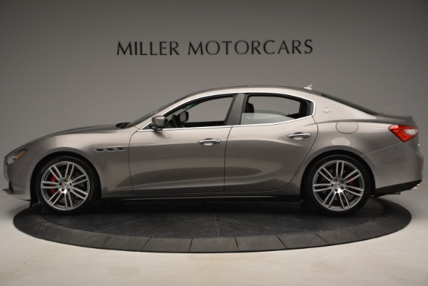 Used 2014 Maserati Ghibli S Q4 for sale Sold at Pagani of Greenwich in Greenwich CT 06830 3