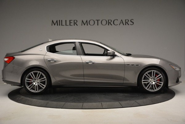 Used 2014 Maserati Ghibli S Q4 for sale Sold at Pagani of Greenwich in Greenwich CT 06830 9
