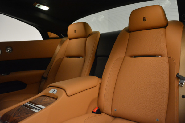 New 2019 Rolls-Royce Wraith for sale Sold at Pagani of Greenwich in Greenwich CT 06830 17