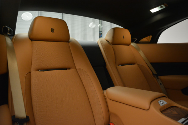 New 2019 Rolls-Royce Wraith for sale Sold at Pagani of Greenwich in Greenwich CT 06830 23