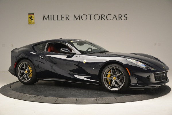 Used 2018 Ferrari 812 Superfast for sale Sold at Pagani of Greenwich in Greenwich CT 06830 11
