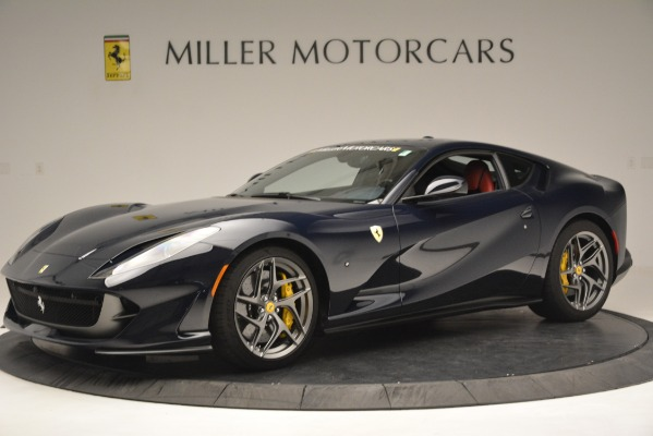 Used 2018 Ferrari 812 Superfast for sale $349,900 at Pagani of Greenwich in Greenwich CT 06830 2