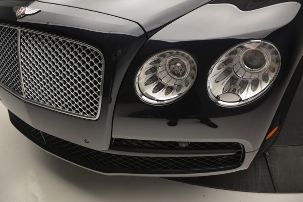 New 2018 Bentley Flying Spur V8 for sale Sold at Pagani of Greenwich in Greenwich CT 06830 13