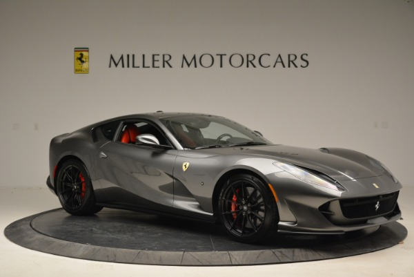 Used 2018 Ferrari 812 Superfast for sale Sold at Pagani of Greenwich in Greenwich CT 06830 10