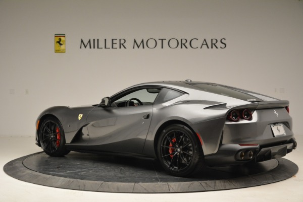 Used 2018 Ferrari 812 Superfast for sale Sold at Pagani of Greenwich in Greenwich CT 06830 4